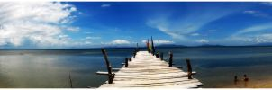 Panoramic - Calatagan by jcgepte