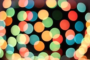 Very bright bokeh by MoonchildLuiza