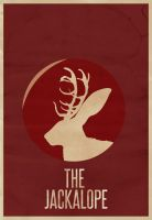 The Jackalope by jacobb212