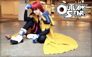 Outlaw Star by Faxen