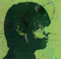 Profile in Green by Philliewig
