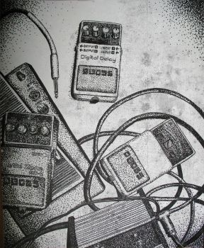 Pedals by KoiPolloi