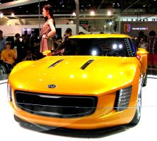 Yellow Stinger Coupe by toyonda