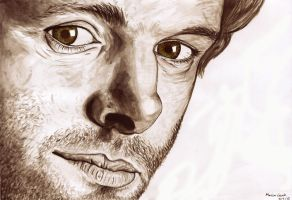 Michael Sheen by drwhofreak