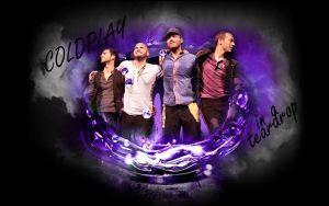 Coldplay In A Teardrop by SliderGirl