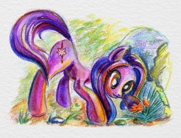 Morion OC Pony by Maytee