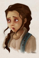 Arya by Littlejunko