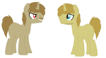 MLP: WHO'S REAL??? by Ravenslpash26