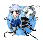 ::RotG:: Two of a Kind by TokiDokiLoki