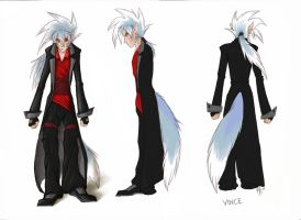 Vince Character Sheet No Info by ArtistMaz