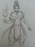 azula pencils by Sketchydeez