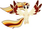 Rainbow Powered Solar Blaze by Slyder48