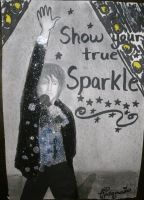 SHOW UR SPARKLE by ajacqmain