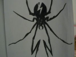 Killjoy spider by MyChemicalArt96
