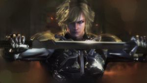 Metal Gear Rising Revengeance I by ahmedshadow