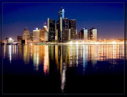 Detroit Sleeping by DocZ65