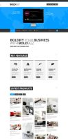 BOLDBIZZ - Multi Purpose HTML Template by DarkStaLkeRR