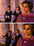 Things At Hogwarts Are Worse Than I Imagined... by Red-Ribbon-Cosplay