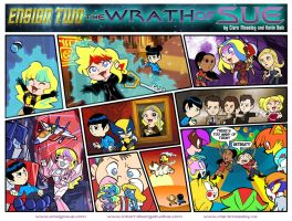 Ensign Two: The Wrath of Sue 19 by kevinbolk
