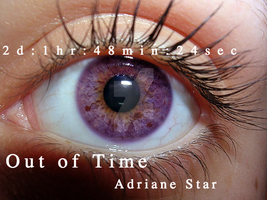 Out Of Time Cover by adriane-star