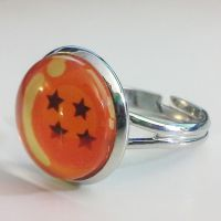 Dragon Ball Z 4-Star Ball Ring by iceSylum