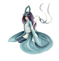 Suicune by MelodyAmber