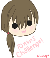10 mins. challenge by hitomay26