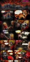 ICP Mini comic: Funny Clown by DrewtheUnquestioned