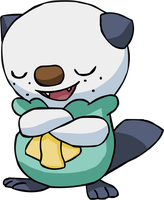 Oshawott. by TwistedFeverComics