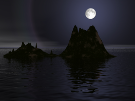 Moonrise Islands by relativity17