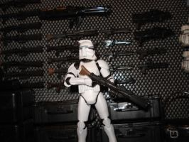 Clone Trooper Armory by DJSoundwave