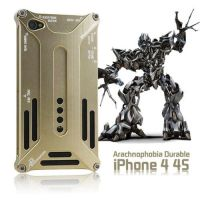 Arachnophobia Durable Case for iPhone 4/4S by tracylopez