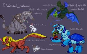 neopets Shadowed_outcast by acidshadow