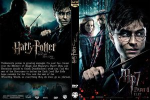 HP7 - DVD cover by AndrewSS7