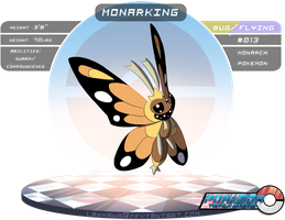 #013: Monarking by Lanmana