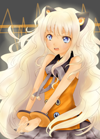 vocaloid: seeU by chikappi