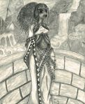Queen Lunaera of the Crescent Isles by Amoryl