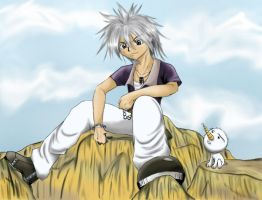 .:The Second Rave Master:. by tsquared