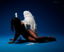 Broken Angel - J - 2 by mjranum-stock