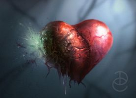 heart rot by DanteCyberMan