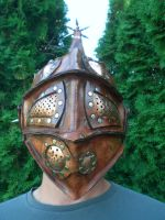 Steampunk Tinman Front1 by Skinz-N-Hydez