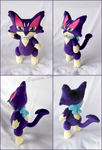 Purrloin Plush by xSystem