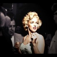 Marilyn Monroe by highkyle