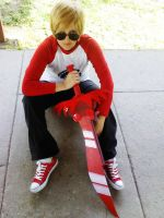 HS: Dave Strider by mahitred