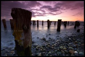 Historic Port Townsend by Raymaker