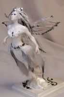 'Aine' ooak fairy by AmandaKathryn