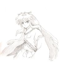 Inuyasha by mrunpredictable