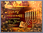 Happy Hannukah by Lior-Art