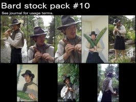 Bard Stock Pack 10 by Durkee341