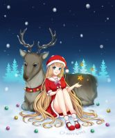 Merry Christmas 2014 by nayumi-green
